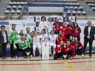 Éxito del Campeonato de España de Karate celebrado en Leganés