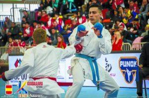 Los karatekas de Kanku participarán en los campeonatos sénior estatales