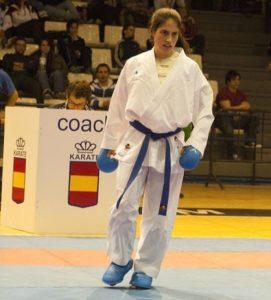 Ruth Lorenzo alcanzó la segunda ronda en París