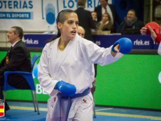 La karateca Ruth Lorenzo, la única representante gallega en el Open de París