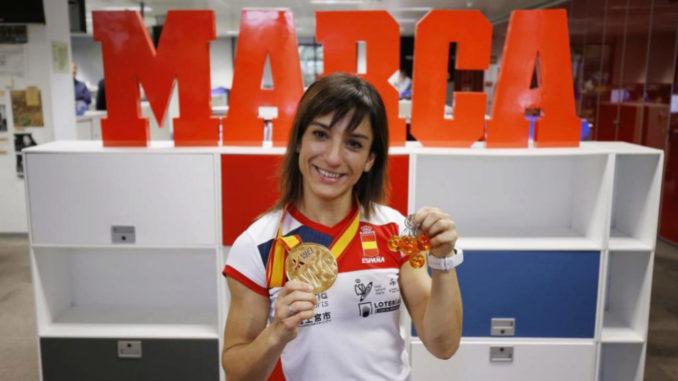 """Sandra Sánchez: """"El nivel del karate en España siempre ha sido muy bueno"""""""