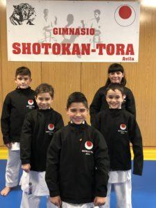 Arranca una nueva edición de la Liga Nacional de Karate