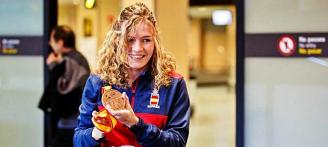 Cristina Ferrer quiere estar entre las cuatro mejores del 'ranking' olímpico
