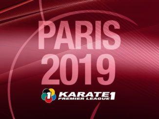 Karate ecuatoriano presente en la Premier League de París