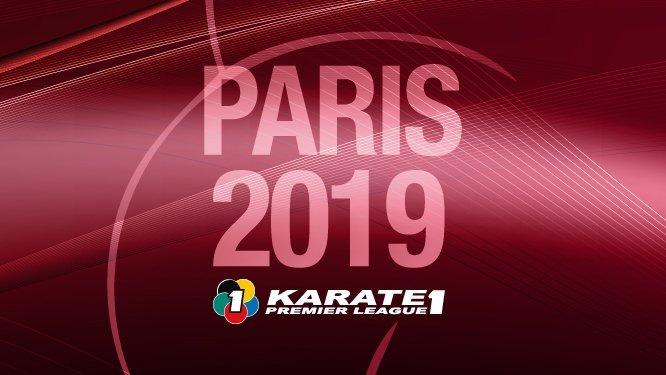 Karate ecuatoriano presente en la Premier League de París 0 (0)