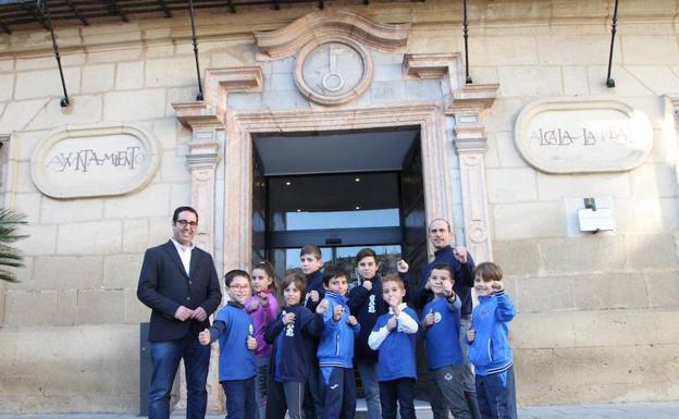 El campeonato de Karate de Andalucía contará con representación local 0 (0)