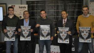 Oviedo se convierte en la capital de kárate