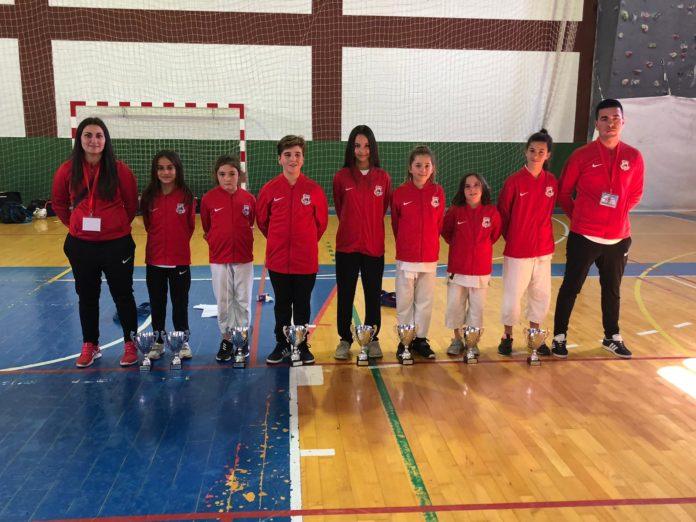 Exito del Club Kaizen Do Marbella de Karate en el Campeonato provincial de Málaga 0 (0)