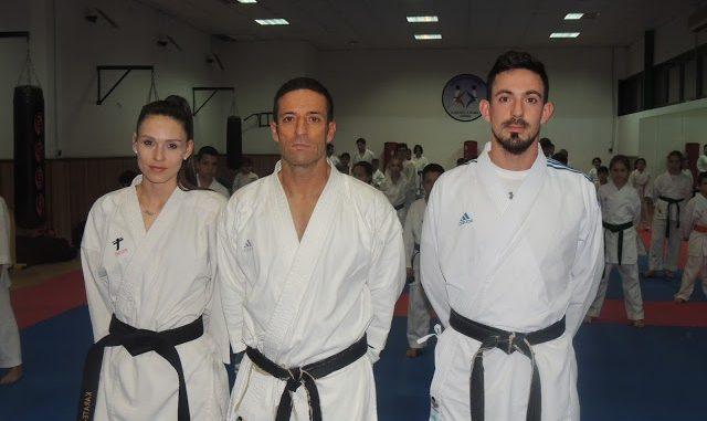 El Maestro Cayetano García, que lleva 31 años entrenando, abre las puertas del club a LA VOZ