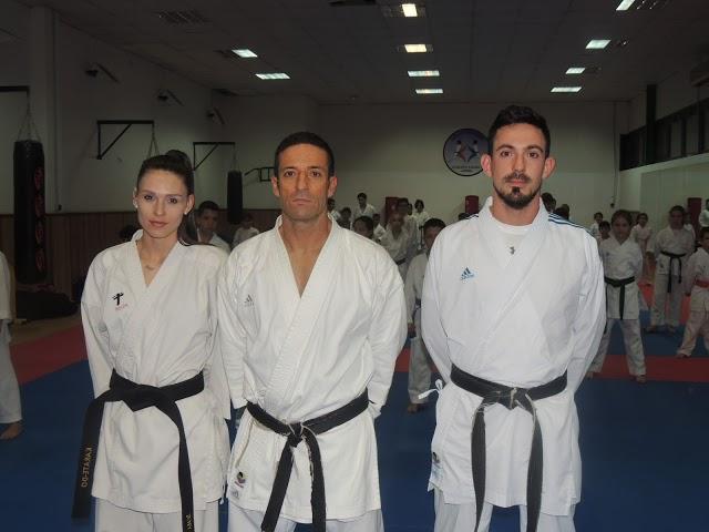 La Escuela de Kárate Kanku, un referente en España