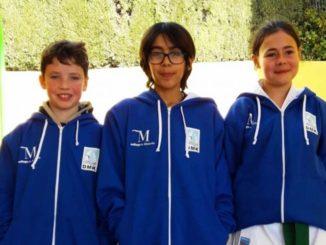 Tres karatecas de la Escuela Seiken disputarán este próximo sábado el Campeonato de Andalucía en Estepona