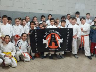 El Club de Kárate Seishin se trae 8 medallas del Campeonato Promoción de Invierno