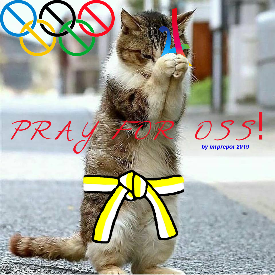 Pray for OSS! 0 (0)