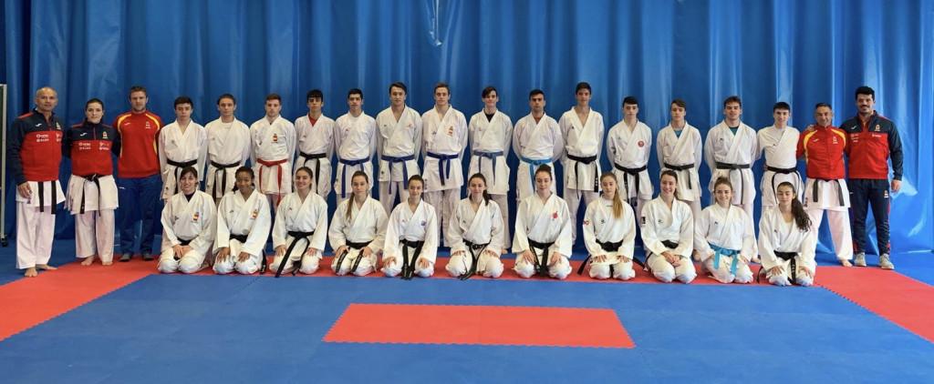 La cantera del kárate español, a la caza de medallas en el Europeo 0 (0)