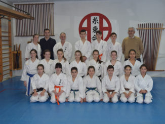 Karate Shihan competirá este fin de semana en el Campeonato Provincial