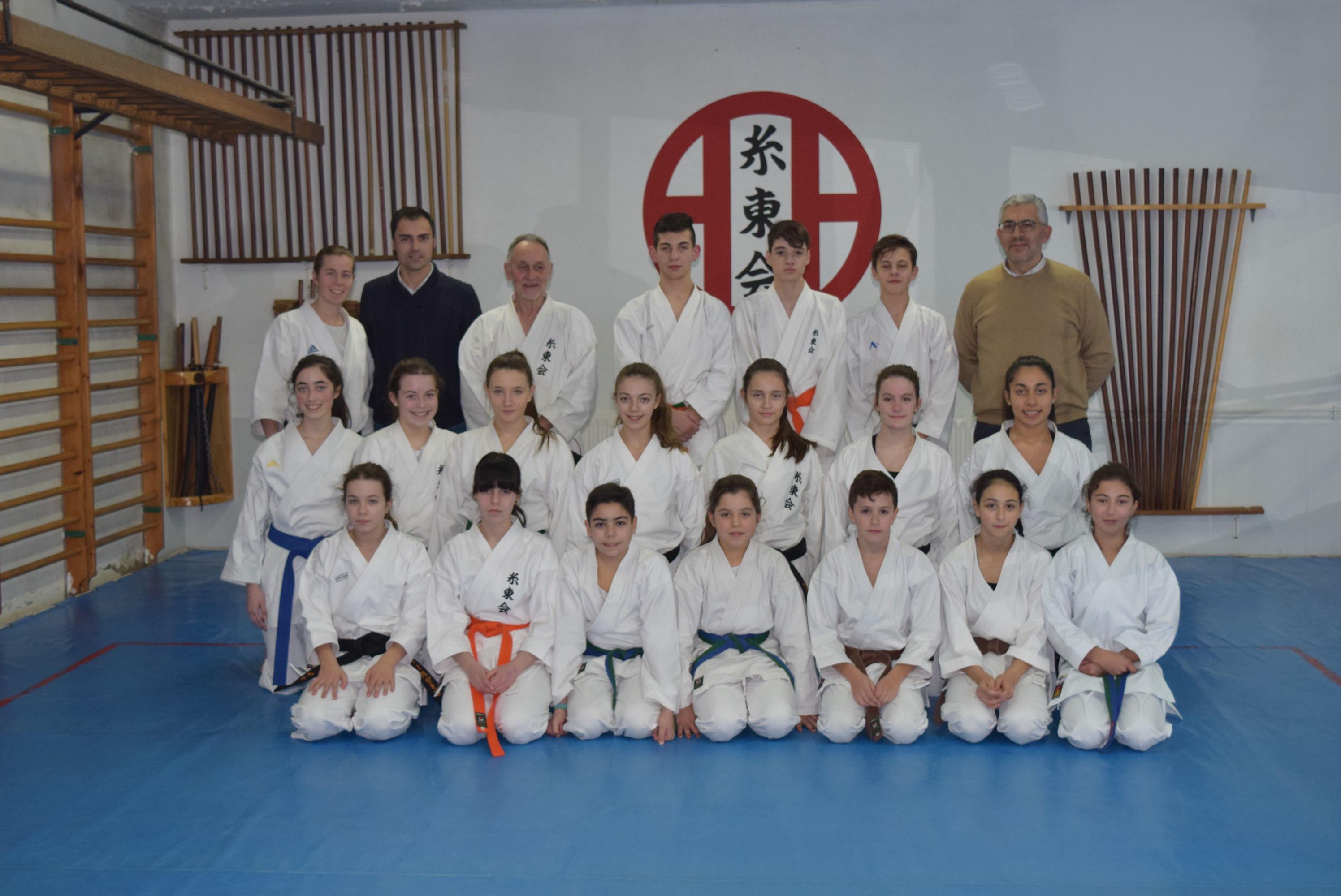 Karate Shihan competirá este fin de semana en el Campeonato Provincial 0 (0)
