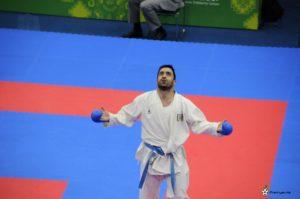 Karatecas de Azerbaiyán llegaron a la final en la serie A del torneo