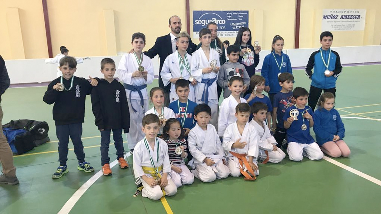 PATADA AL CANCER DEL CLUB MONTES DE KARATE 0 (0)