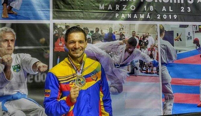 Antonio Díaz agranda su leyenda tras su participación en el Panamericano de Panamá