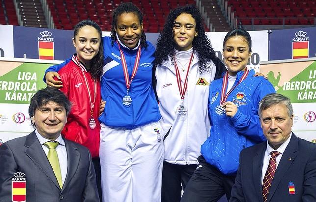 Isabel Nieto ganó en San Sebastián en la Liga Iberdrola