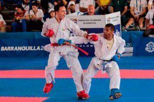 Lázaro Chapman logró oro en panamericano de karate