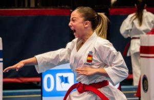 Lidia Rodríguez, a por su sexta medalla continental en Karate
