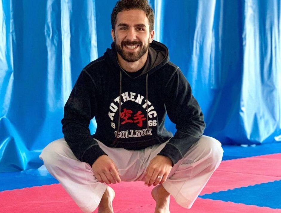 Doble objetivo para Matías Gómez en un Europeo de karate reivindicativo