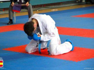 """Pablo Pereira: """"Todo karateca tiene la esperanza de que se pueda revertir la situación"""""""