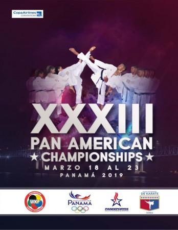 Comenzó en Panamá el clasificatorio de karate a Juegos Panamericanos