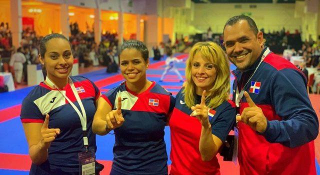 Kárate de RD clasifica a Juegos Panamericanos de Lima