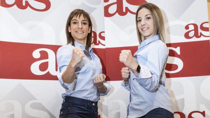 Sandra y Lidia, el presente y el futuro de las katas españolas