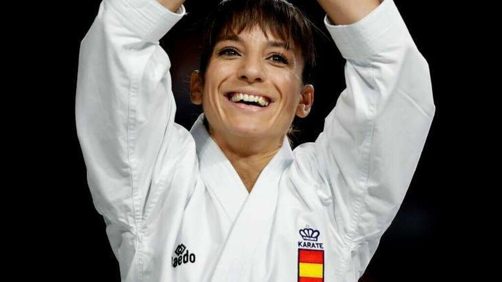 Sandra Sánchez, oro en Salzburgo en el circuito mundial de kárate