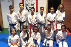 El club de karate SEIKEN DO estará presente en el Campeonato de España infantil