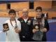 Los jóvenes Joan Marc Vidal y Marc Cepero (Club Tora Kai) competirán con la selección valenciana en el nacional de karate
