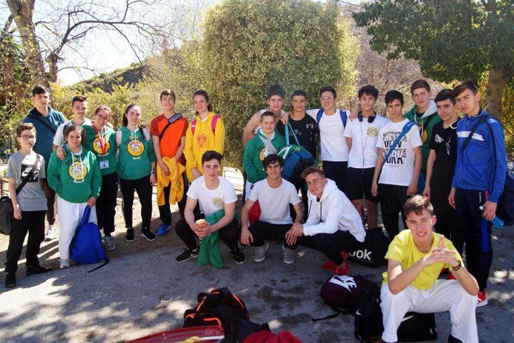 Los deportistas del Club Bushido iniciaron la Liga de Kárate provincial en la competición de Torrox 0 (0)