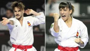 Damián Quintero y Sandra Sánchez aseguran dos medallas para España