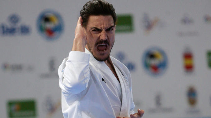 Damián Quintero se mete en la final del Europeo