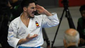 """Damián Quintero: """"Me veo ganando el primer oro del año en Guadalajara"""""""