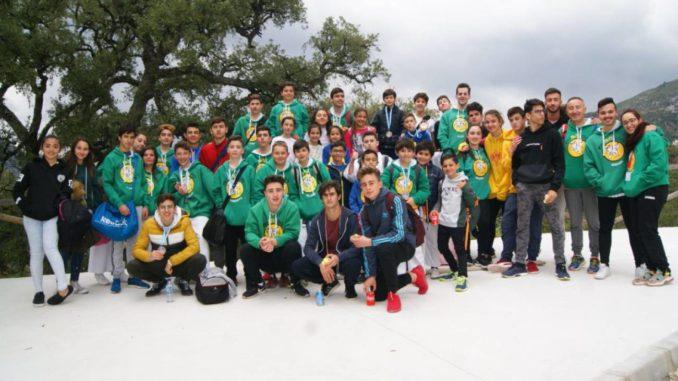 El Bushido consigue 19 podios en Istán