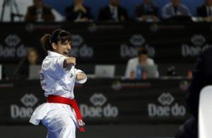 Sandra Sánchez a la conquista de su quinto cetro europeo