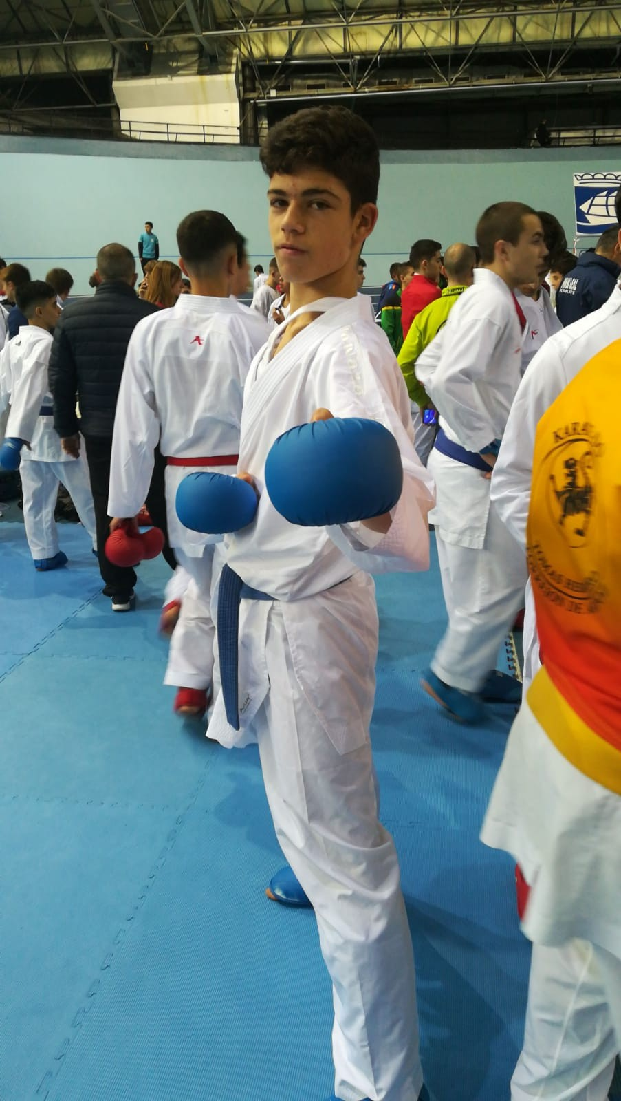 Shotoyama: Tres medallas en San Sebastián