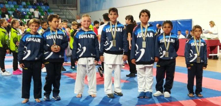 La Escuela de Kárate de Tías Club Suhari logra 7 nuevas medallas en el Campeonato de Canarias 0 (0)