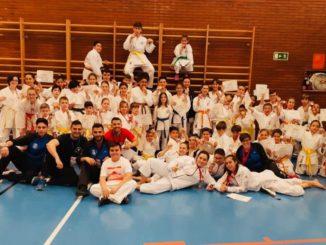 El Club Karate Central de Torrejón de Ardoz logra 37 medallas en los Juegos de Deporte Escolar de Kárate (DEUKO)