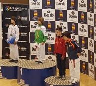 El jerezano Manuel Campos se proclama campeón de España infantil de Kárate 0 (0)