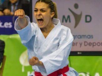 La extremeña Marta García participa en la Premier League de Rabat