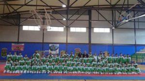 El Club Shotoyama aportará siete karatecas para el Campeonato de España alevín, infantil y juvenil