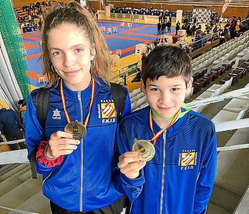 El Samyd se trae dos bronces de Albacete