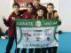 Los niños aguileños de Kárate Nintai, en la élite nacional
