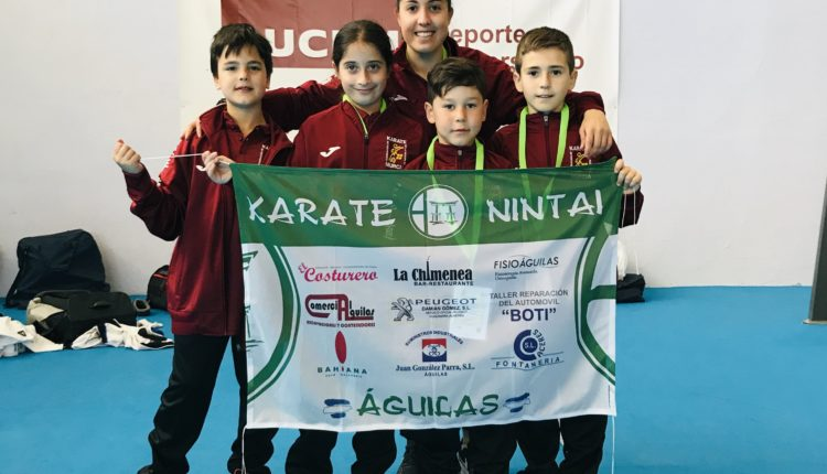 Los niños aguileños de Kárate Nintai, en la élite nacional 0 (0)