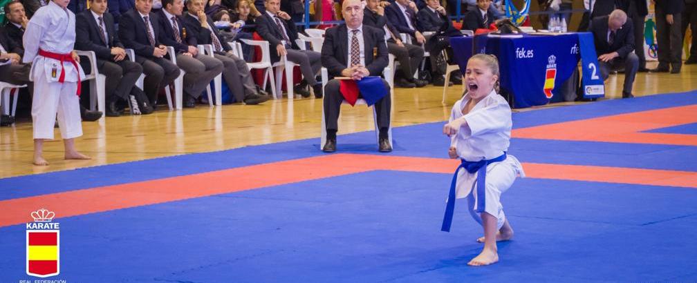3 medallas y 3 cuartos puestos para los karatekas del club On en el Campeonato Nacional por Selecciones
